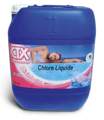 Chlore liquide