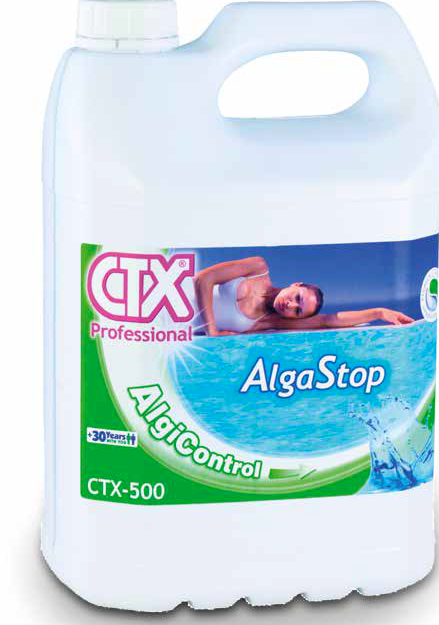 ALGASTOP ULTRA POWER CTX 530C